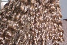 Curly Girl / by Elizabeth