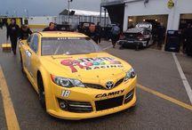 NASCAR / by De La Chris Hearn