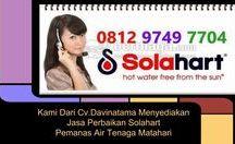 "service solahart jakarta timur call us 082122541663 / Cv Davi Natama +6221-34082652 ""Service Solahart Jakarta Timur"" Kami Menyediakan Jasa Perbaikan Pemanas Air SOLAHART A. Tidak Panas, Tekanan Air Kurang Kencang B. Tanky Bocor C. Jasa Penurunan Unit/ Bongkar Pasang D. Jasa Penaikan Unit/ Bongkar Pasang E. Penggantian Sparepart,Element,Termorstat,1/2 Valve, Cek Valve Dll. F. Pemasangan Titik Air Panas/ Instalasi Pipa Air Panas G. Pemasangan Titik Air Dingin/ Instalasi Air Dingin."