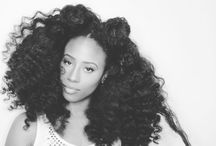 Hairspirations~ / Let the fro grow.