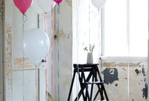 Livv Lifestyle - Balloons and pompoms