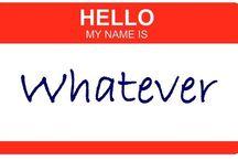whatever / blog post http://nicolegalpern.net/post/92331363371/whatever