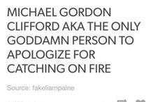 Michael Gordon Clifford ❤