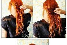 Hair \(°ω°)/