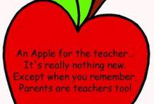 Parent teacher night