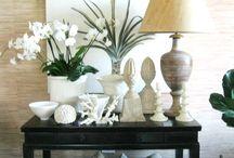 Tropical and Coastal Decor / Inspirational tropical and costal decor