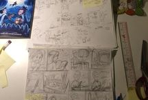 Comic Making Process