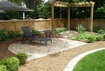 Patios & Porches / by Mandy Adcock-Piercy