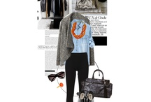 looks i love for fall / by Colleen Brogan