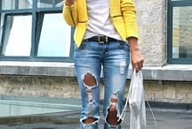 Inspiring style....my style