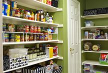 Kitchen & Pantry Organization / Ideas for keeping the most-used space in our home organized and running smoothly! / by Lisa Myers