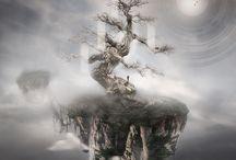 Art by Digital Kraken / Digital art I've made over the years