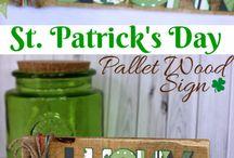 March/St Patricks Day