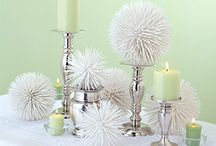Tablescapes / Ideas to make your table beautiful