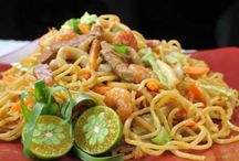 Filipino NOODLES!! Dishes