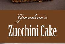Baking with Zucchini / by Rita Day