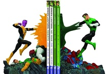 Comics Statues & Figuries that I want / by Steven Gonzales