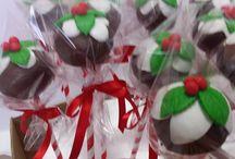 Cakepops - Chocolaine Bolos e Doces