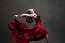 portait dancer