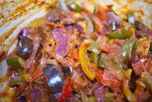 vegetables dish