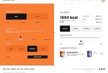UI design / Filters
