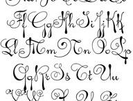 Letters & Doodling
