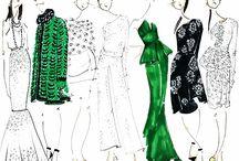 Fashion Illustrated / Fashion illustrations