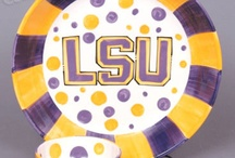 LSU Stuff  / by Leanna Bryant