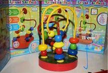 ahşap zeka geliştirici oyuncaklar