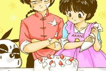 Ranma 1/2 / Nothing in the world can faze me. Don't waste your time. ~Ranma