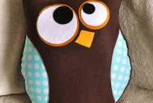 Hooter the owl / by Krista Flamm