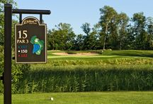 Atikwa Championship Course / This newly renovated golf course was designed with wetland preservation in mind and focuses on scenic lake views and unique challenges.  Experience the natural and undisturbed beauty of Alexandria's most scenic golf course.