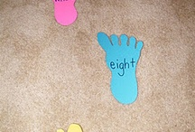Feet sight words