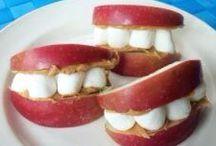 Fun lunch ideas / by Shana Diallo