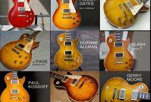Guitars & stuff