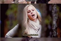 Vampire Diaries Funny Moments