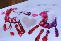 Valentines Mothersday crafts