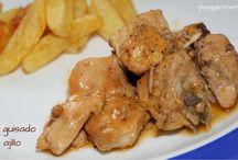 Recetas de guisos / Recetas de cocina fácil, recetas de guisos, cocidos y platos de cuchara para toda la familia.