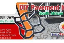 garden path moulds East Rand