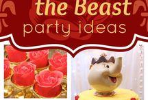 Szépség és a szörnyeteg party