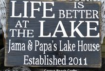I Love My Lake / by Suzanne Curran