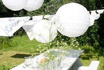white picnic
