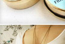 Jewelry  / by Caroline Kaz