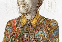 Ilustradores rinden tributo Nelson Mandela / Este viernes se cumple un año de la desaparición física de Nelson Mandela, activista político que luchó por más de 40 años contra el sistema de segregación racial en Sudáfrica, acciones que lo convirtieron en un ícono de la paz y la unión en todo el mundo. >>>http://bit.ly/1tVI9WC (Ilustraciones: abdiseño)