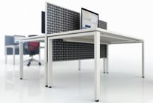 Workstations / Office Desk Systems by Specfurn