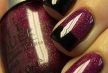 Make up / hair / nails / by Karen Hopper