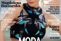 Fashion magazines / Magazyny modowe