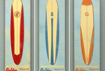 Surf Art / All my Surf Art in one sweet spot