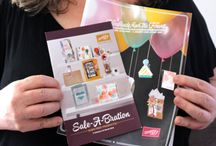 Occasions Catalogue 2016 Stampin Up / Stampin' Up! card, scrapbooking and papercraft ideas featuring products from the 2016 Occasions Catalogue.