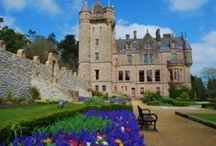 Castles in Northern Ireland / Northern Ireland has plenty of historic sites to see and explore. Every county has an abundance of heritage and culture. Make sure to visit all the beautiful castles in Northern Ireland.